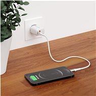 AlzaPower A100 Fast Charge 20W Weiß - Netzladegerät
