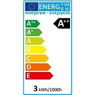 AlzaPower LED Essential 3W (35W), 2700K, GU10, 2 Stück - LED-Birne