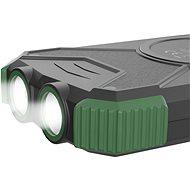 AlzaPower SolarScout 10000 mAh - grün - Powerbank