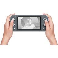 Nintendo Switch Lite - Grey - Spielkonsole