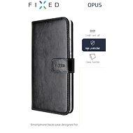 FIXED Opus für Motorola Moto G8 Power Lite schwarz - Handyhülle