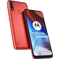 Motorola Moto E7 Power - rot - Handy