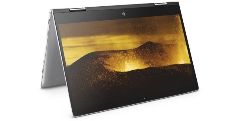 HP Envy 15-bp101nc x360 (REZENSION)