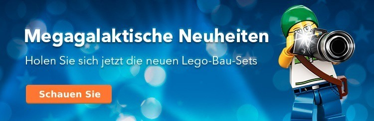 Neue LEGO Serie