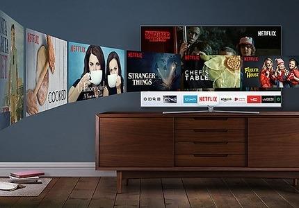 Intelligente Smart-Smart-TV-Plattform