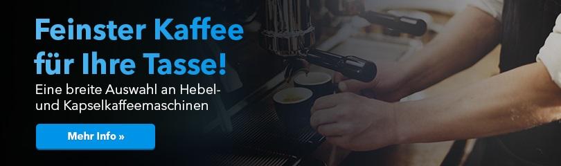 Feinster Kaffee für Ihre Tasse!