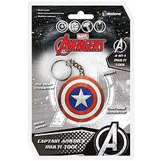 MARVEL Captain America - multifunktionaler Schlüsselanhänger - Anhänger