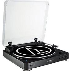 Audio-Technica AT-BT LP60BK - Plattenspieler