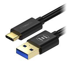 Eternico AluCore USB-C 3.1 Gen1, 1m Black - Datenkabel