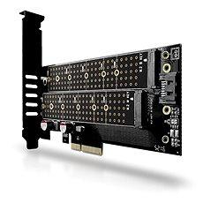 AXAGON PCEM2-D - Adapter