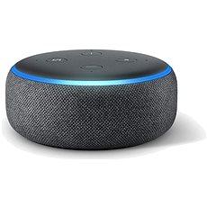 Amazon Echo Dot 3. Generation Holzkohle - Sprachassistent