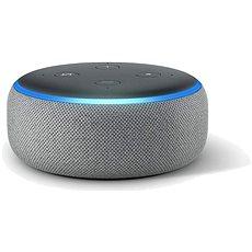 Amazon Echo Dot 3. Generation Heather Grey - Sprachassistent