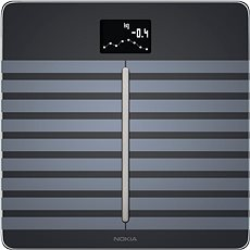 Nokia Body Cardio Full Body Composition WiFi Scale - Schwarz - Personenwaage