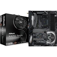 ASROCK X470 Taichi Mainboard - Motherboard