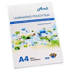 AVELI A4 / 160 glänzend - Laminierfolie