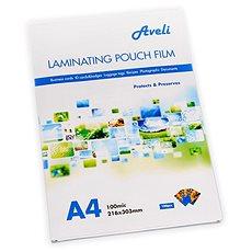 AVELI A4 / 200 glänzend - Laminierfolie