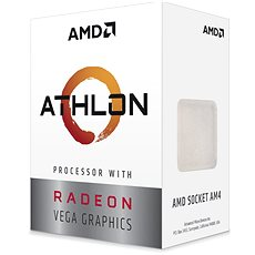 AMD Athlon 200GE - Prozessor