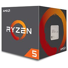 AMD RYZEN 5 2600 - Prozessor