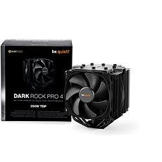 Ruhe! DUNKEL ROCK PRO 4 - Prozessor-Kühler