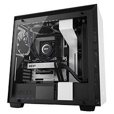 NZXT H700i bílá - PC-Gehäuse