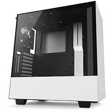 NZXT H500i weiß - PC-Gehäuse
