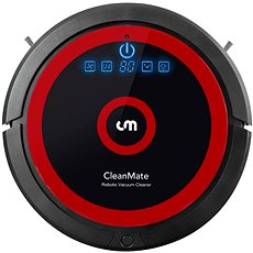 CleanMate QQ6SLi - Staubsauger-Roboter