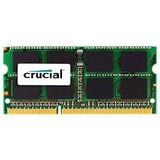 Crucial SO-DIMM 8 Gigabyte DDR3L 1.866 Megahertz CL13 für Apple/Mac - Arbeitsspeicher