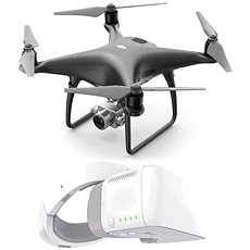 DJI Phantom 4 Pro + Obsidian Edition + DJI Brille - Quadrocopter