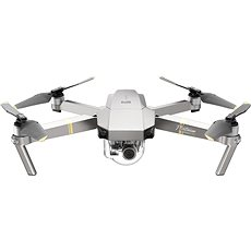 DJI Mavic Pro Fly More Combo Platinum Version - Quadrocopter