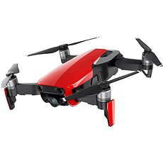 DJ Mavic Air Fly Mehr Combo Flame Red - Quadrocopter