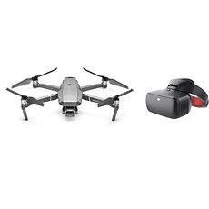 DJI Mavic 2 Pro + DJI Brille Racing Edition - Smart Drone