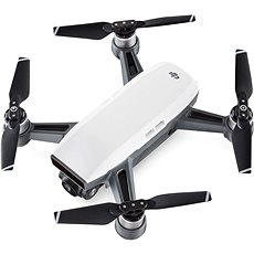 DJI Spark Fly More Combo - Alpine White - Quadrocopter