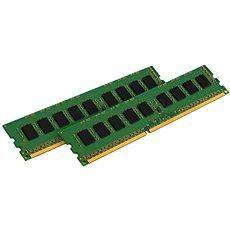 Kingston 16GB KIT DDR3 1600MHz CL11 - Arbeitsspeicher