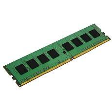 Kingston 4 Gigabyte DDR4 2400MHz CL17 ECC Unbuffered - Arbeitsspeicher