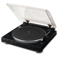 Denon DP-200USB schwarz - Plattenspieler