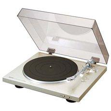Denon DP-300F Premium Silber - Plattenspieler