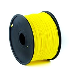 Gembird PLA Filament gelb - Drucker-Filament