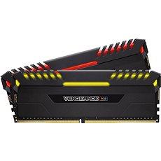 Corsair 16 Gigabyte KIT DDR4 3000MHz C15 Vengeance RGB Series - Arbeitsspeicher
