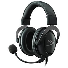 HyperX Cloud II Headset Gunmetal Grey - Gaming Kopfhörer