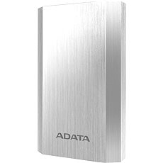 ADATA A10050 Power Bank 10050mAh Silver - Powerbank