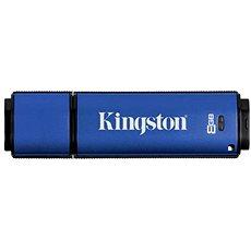 Kingston DataTraveler Vault Privacy 3.0 8 Gigabyte - USB Stick