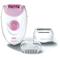BRAUN Silk épil 3-3270 SoftPerfection MILO Epilierer - Epilator