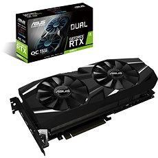 ASUS DUAL GeForce RTX 2080Ti O11GB - Grafikkarte