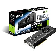 ASUS TURBO GeForce GTX 1060 6GB - Grafikkarte