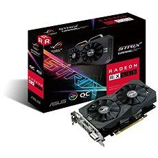 ASUS ROG STRIX GAMING RX560 DirectCU II OC 4GB EVO - Grafikkarte