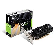 MSI GeForce GTX 1050 Ti 4GT LP - Grafikkarte