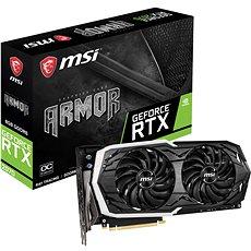 MSI GeForce RTX 2070 ARMOR 8G OC - Grafikkarte