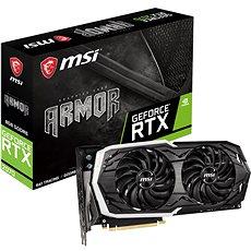 MSI GeForce RTX 2070 ARMOR 8G - Grafikkarte
