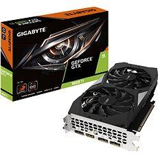 GIGABYTE GeForce GTX 1660 Ti OC 6G - Grafikkarte