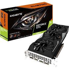 GIGABYTE GeForce GTX 1660 Ti SPIEL OC 6G - Grafikkarte